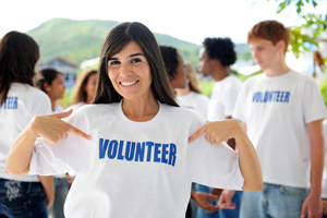 Work as volunteer in Denmark